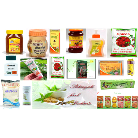 Patanjali Food Products