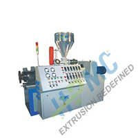 Conical Twin Extruder