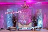 Wedding Fiber Backdrop Panels Decoration