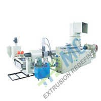 Reprocessing Plant with compactor