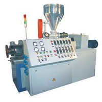Conical Extruder For PVC Pipe