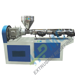 LLDPE Layflat Pipe Extruder Plant