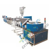 Inline Flat Drip Pipe Extruder Plant