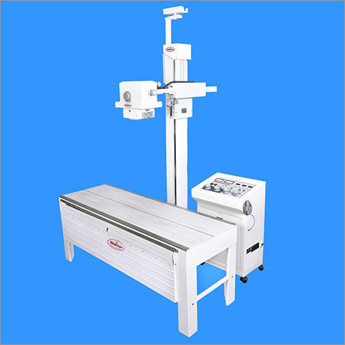 100 mA Fix X-Ray Machine with Horizontal Table
