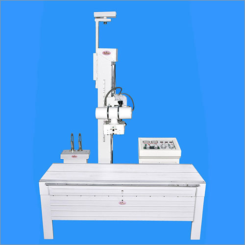 100mA Special Dual Tank Model X Ray Machine