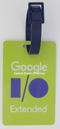 Printed Luggage Tag