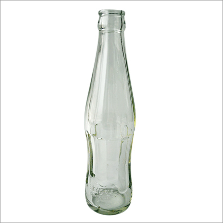 Glass Flint Bottle