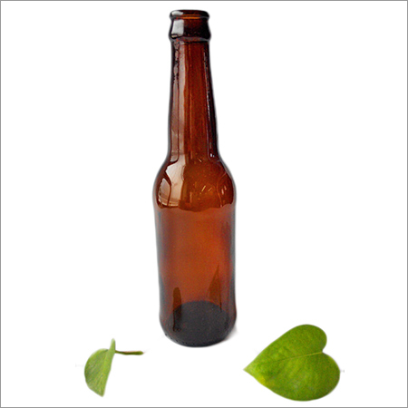 330ml Amber Glass Beer Bottle