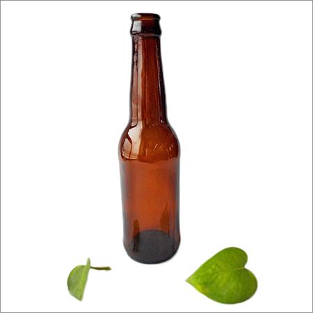 300ml Amber Glass Beer Bottle