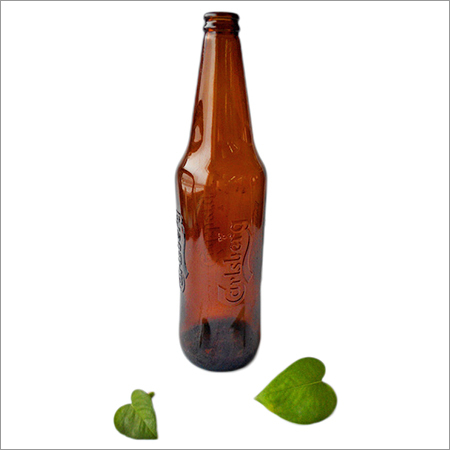 Carlsberg Beer Bottle