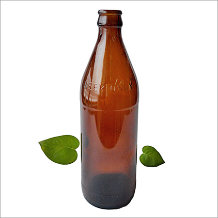 740ml Amber Glass Beer Bottle