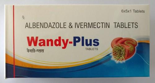 albendazole & ivermectin tablet