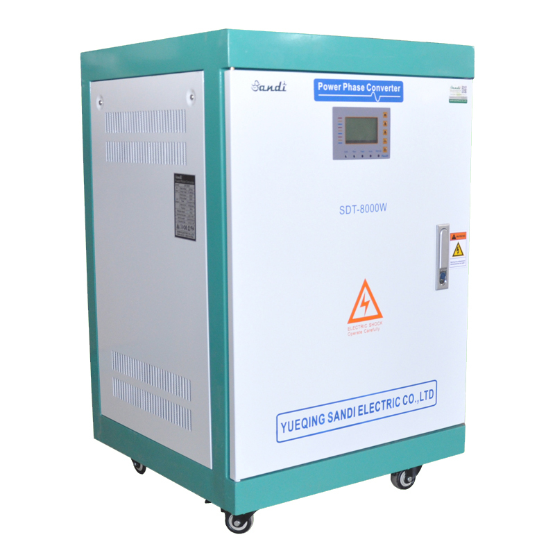 220vac 1 Phase 50/60hz To 440vac 3 Phase Converter