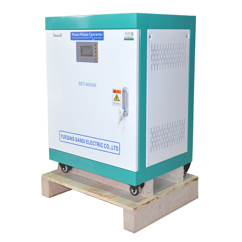 1-Phase to 3-Phase AC converter