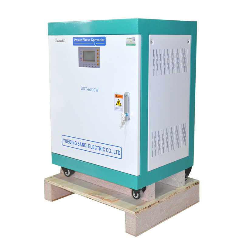 1 Phase to 3 Phase Converter for Cutting Machine