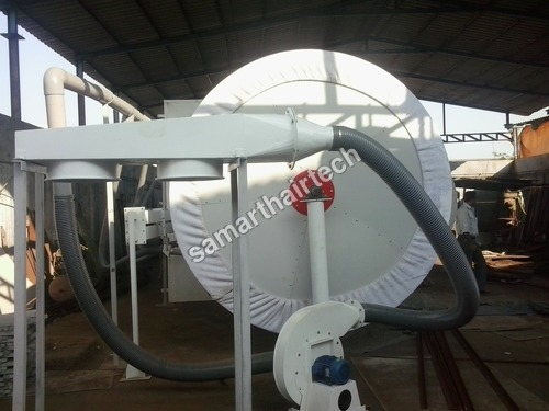 Return Air Rotatory Filter