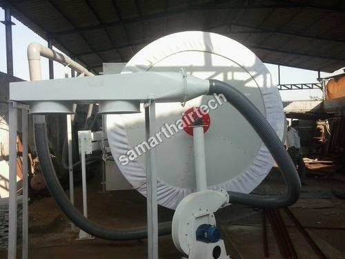 Return Air Rotatory Filter