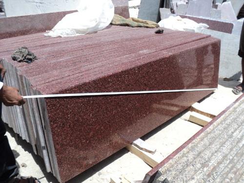 Red Granite Counter tops