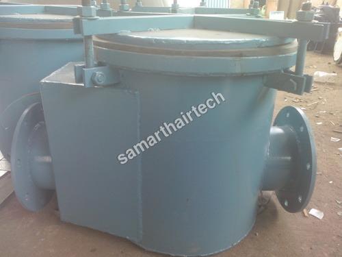 Port stainer Filter