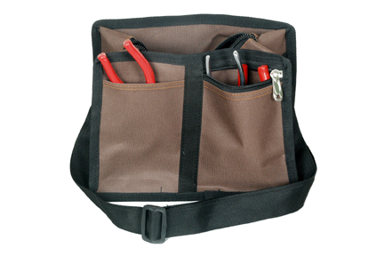 6 Pocket Small Tool Bag