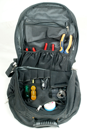 Light Duty Tool Backpack