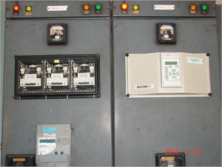 Meter Panel Testing