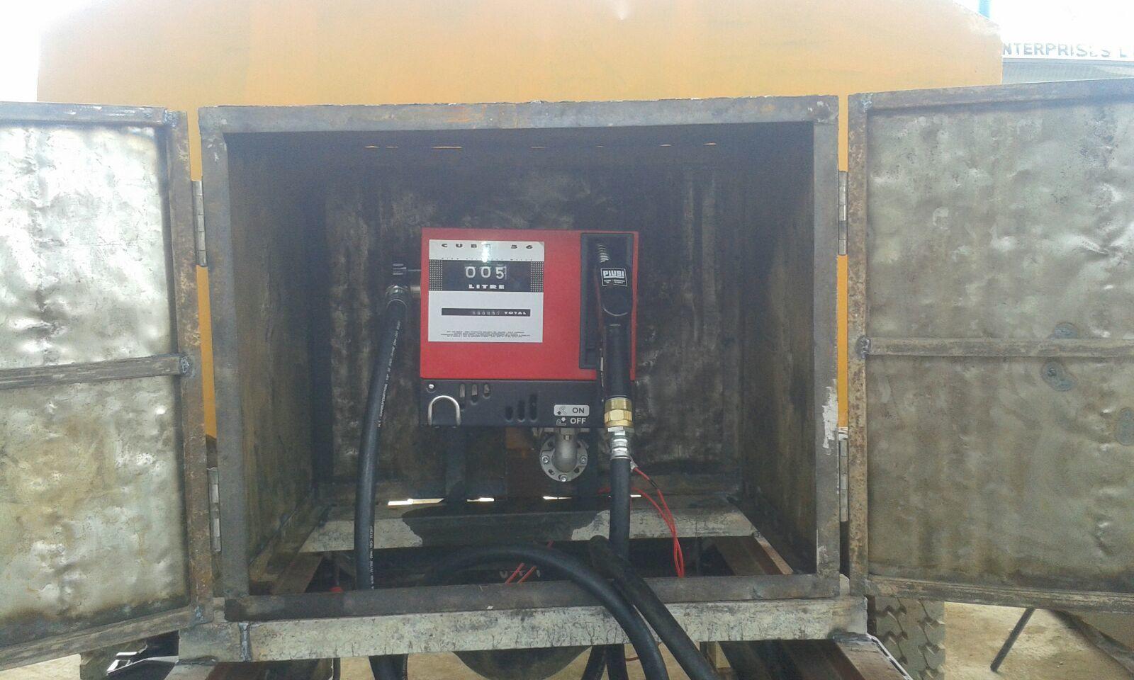 Piusi Cube 56-33 Fuel Dispensing Pump