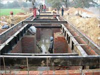 Concrete Platform Weighbridge