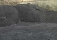 Calcined Pet Coke Powder