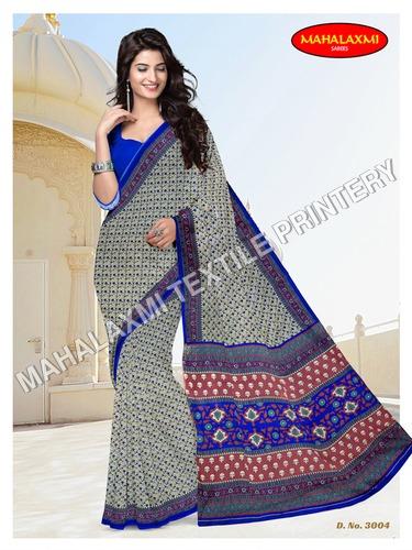 Cotton Saree Exporter India