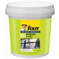 Acrylic Elastomeric Exterior waterproof paint / Coat