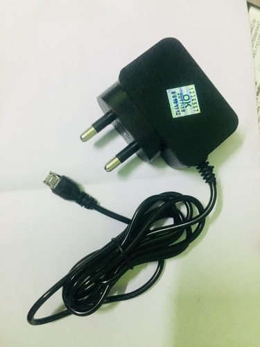 2 Pin Mobile Charger