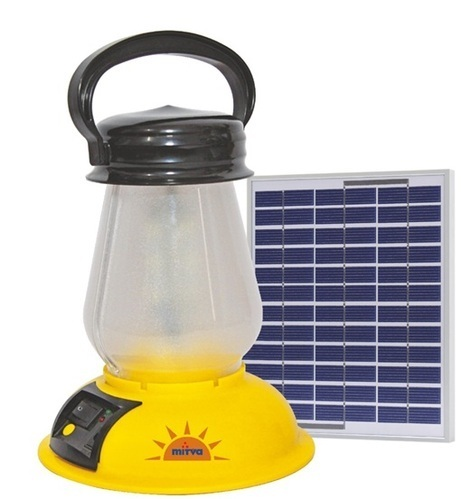 Three Watt Solar Lantern