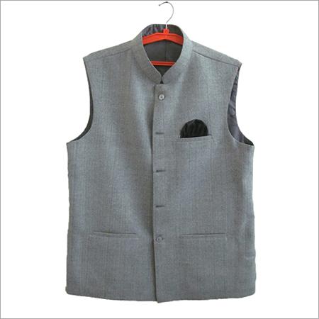 Grey Nehru Jacket