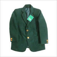 Green School Blazer