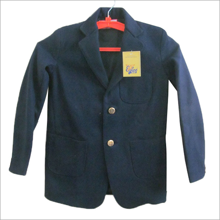 Navy Blue School Blazer