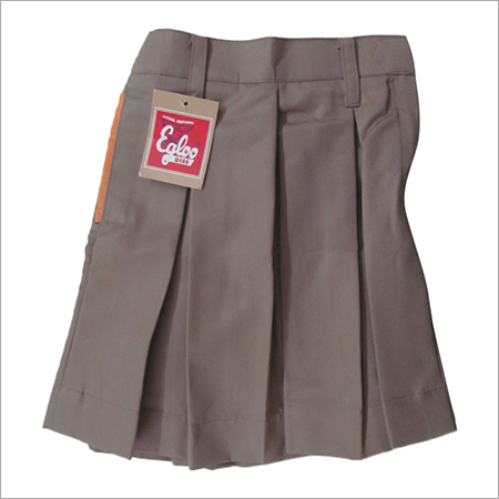 School Box Pleated Skirt