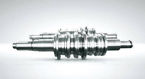 Non Continuous Carbide Rolls