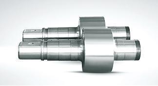 Alloy Nodular Cast Iron Rolls