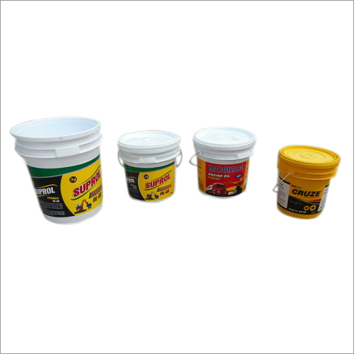 Hdpe Lubricating Containers