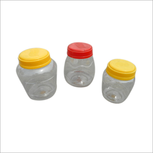 PET Jars for Ghee