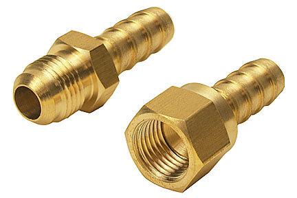 Hydraulic Brass Nipples