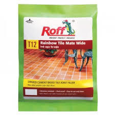 Sanded Tile Joint Grout With Additives