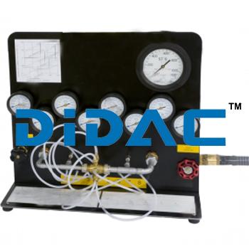 Nozzle Pressure Distribution Module