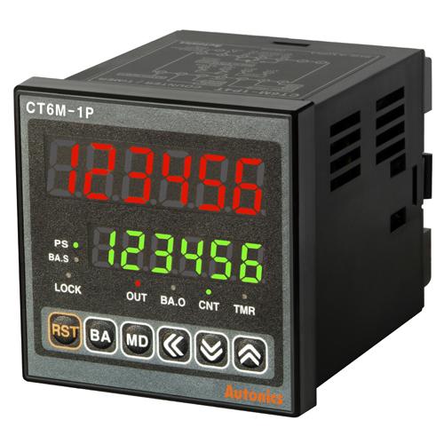 CT6Y-1P2(24-48VDC/24VAC)Autonics Counter