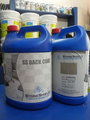 Siloxane Resin water based sealer for Back coating of natural stones.