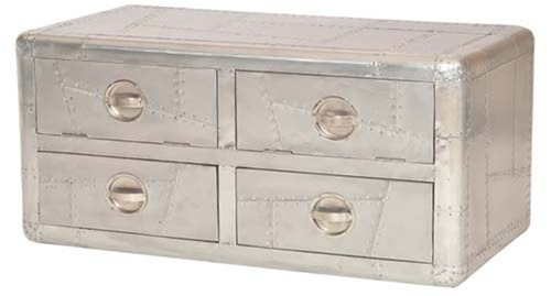 AVIATOR RANGE - DRAWERS CHEST