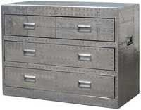 AVIATOR 4 DRAWERS CHEST