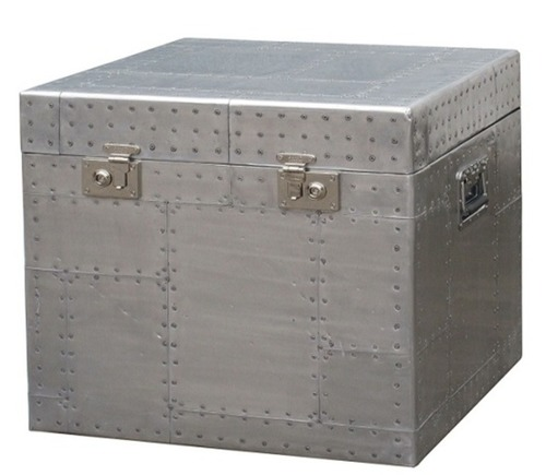 AVIATOR RANGE -TRUNK END TABLE