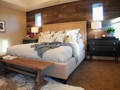Reclaimed Wooden Bed Room Bench